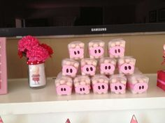 Olivia the Pig Birthday Party Ideas | Photo 9 of 20 | Catch My Party