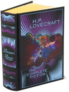H.P. Lovecraft: The Complete Fiction (Barnes & Noble Leatherbound Classics Series) I'm collecting these!