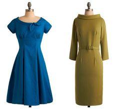 Vintage dresses vintage