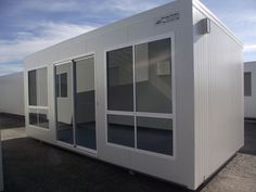 6.0M x 3.0M Transportable Sales Office NC781 New Portable Building