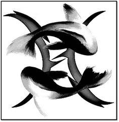 Tattoo Lawas: Tribal Pisces Tattoos Design