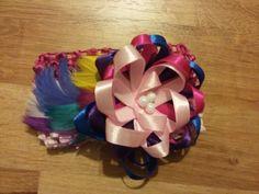 Girly Hairband made by 'Fascynatory Natalii'