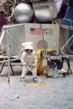 Astronauts Neil Armstrong, Buzz Aldrin and Michael Collins had already spent months in training as the backup crew for Apollo 8 when, on Jan. Apollo 11 Mission, Apollo Missions, Apollo Spacecraft, Apollo Space Program, Nasa Photos, Michael Collins, Buzz Aldrin, One Small Step, Neil Armstrong