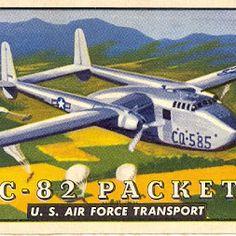 C-82 Packet  -  Jeff Sexton - Google+