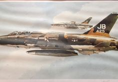 US Air Force Weasels With A Bite Harley Coptic Fine Arts Series 2 Framed   | eBay