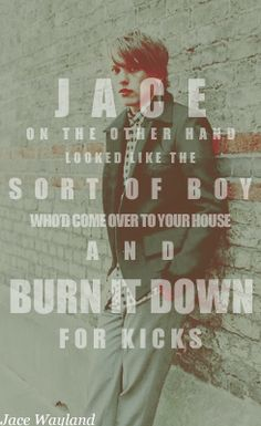 -Jace Wayland