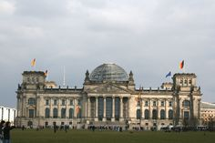 The Reichstag-Berlin