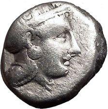 ATHENS Greece 393BC Ancient Silver Greek TETRADRCHM Coin ATHENA OWL i55430