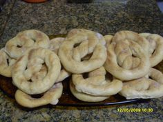 Máquina de Fazer Pão & Cia: Pretzel