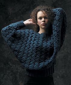 (Addie - rowan crotchet pattern from book called cocoon) might be a winner?