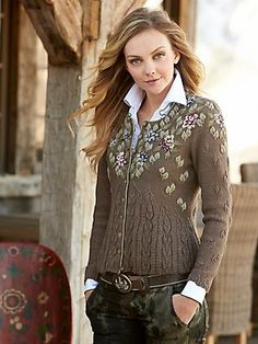 triest sweater - sweaters - women - Gorsuch $1,798.00......you  know...