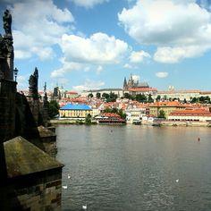 Prague Castle day view