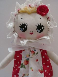 Japanese Vintage Pose Doll Seiki, Bunka Doll, Big Eyes Dolly