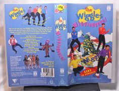 ABC THE WIGGLES WIGGLEDANCE LIVE IN CONCERT CHILDRENS VIDEO VHS MOVIE PAL #V580 Vhs Movie, The Wiggles, Kids Videos, Education, Cool Stuff, Live, Concert, Store, Movies