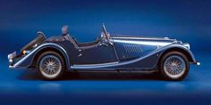 Morgan Sports Car - Plus 8