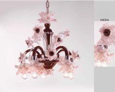Murano Glass Edesa Chandelier
