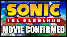 Sonic the Hedgehog Movie In The Works At Sony!