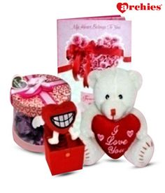 archies valentine's day greeting cards