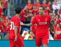 No offers for Liverpool defender Daniel Agger — yet #LFC