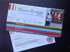 Al Groeningemuseum abbiamo saputo dell'esistenza del Museum Pass, un biglietto cumulativo da 20 € valido per tre giorni consecutivi, che permette di visitare la maggior parte dei musei cittadini. I prezzi dei singoli biglietti variano da un minimo di 4 € ad un massimo di 8 €; a conti fatti, se avete intenzione di farvi un'overdose culturale, ve lo consiglio!