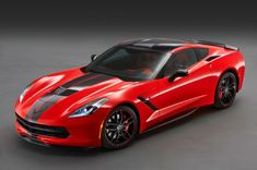 2015 Corvette Convertible, Pacific Coupe Edition...looks way nicer black on black
