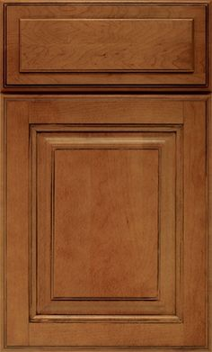 Herrington Door Style | Quality Kitchen & Bath Cabinets | Kemper  Colour: Havana