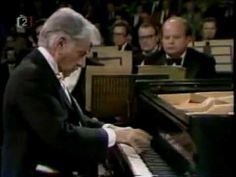 Rhapsody in Blue ~ Part 1/2 ~ Leonard Bernstein  Royal Albert Hall, 1976: A unique concert with Leonard Bernstein as the conductor and the Piano Master, performing George Gershwin's Rhapsody in Blue.