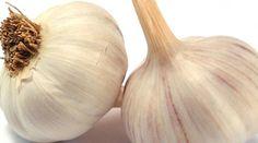 Beneficios del ajo en la salud.