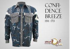 Tips Memilih dan Padu Padan Kemeja Batik untuk Pria Bertubuh Kurus