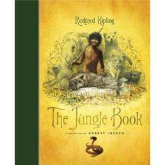 """The Club of Compulsive Readers: Descubren una primera edición de """"El libro de la selva"""" dedicada por Kipling"""