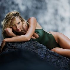 Candice Swanepoel #VSSwimSpecial #Vieques