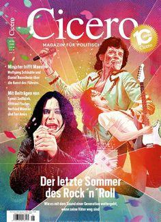 Der letzte Sommer des Rock'n'Roll?! Gefunden in: Cicero, Nr. 06/2014
