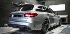 Klappengesteuerte Auspuffanlage für C63 AMG, auch mit fernbedienbarer Steuerung lieferbar Mercedes C63 Amg, C 63 Amg, Cutaway