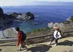 Looking to plan an All-American road trip? Explore the 129 miles of Highway One through Monterey County and Big Sure. The scenery simply can't be beat.