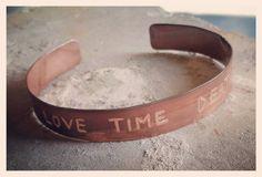 #bracelet #copper #engraving #forge #metalwork #unisex #men #women #robirosa #handmade #jewelry