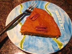 Paleo-Zone: Pumpkin Pie