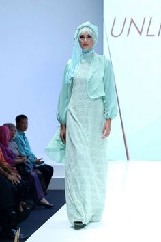 Indonesia Islamic Fashion Fair 2013