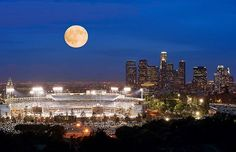 Doger Stadium - Los Angles CA