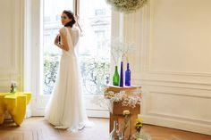 Amarildine - Robes de mariée - Collection 2016 | Modèle :  Evidence |Donne-moi ta main - Blog mariage