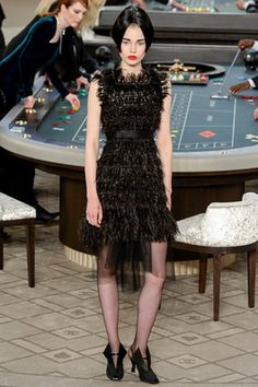 Chanel Fall 2015 Couture Fashion Show: Complete Collection - Style.com