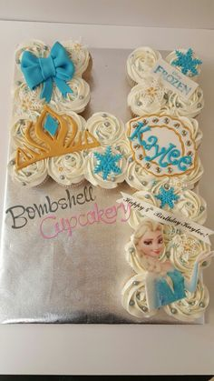 21 Pull Apart Cupcake Cake Ideas Birthdays Remember