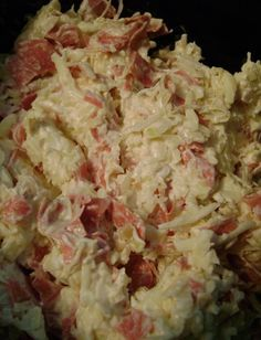 5/30/15 TRUE! This Reuben dip is a party favorite- everyone will love.