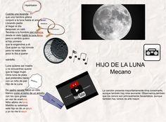 Hijo de la Luna: métrica y recursos.
