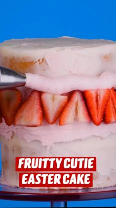 Delicious Cake Recipes, Fun Baking Recipes, Easter Recipes, Yummy Cakes, Sweet Recipes, Cooking Recipes, Yummy Food, Cake Decorating Techniques, Cake Decorating Tips