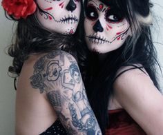 Google Image Result for http://data.whicdn.com/images/11074442/dia-de-los-muertos-girls-makeup-pretty-sugar-skull-sugar-skulls-Favim.com-62294_thumb.jpg