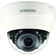 Hanwha Techwin WiseNet QND-7080R 4 Megapixel Network Camera - Color,, Black