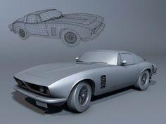 Free 3D model: Iso Grifo
