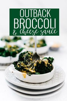 This broccoli and cheese recipe is a family favorite and one your kids are sure to love too! If you have picky eaters, this copycat Outback Steakhouse Broccoli and Cheese Sauce recipe will have them gobbling up their veggies!    Oh So Delicioso