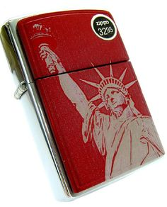 Zippo Lighter - Statue of Liberty
