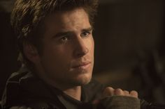 Liam Hemsworth - here as Gale in The Hunger Games - Mockingjay Part 2